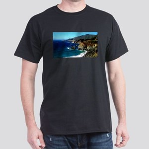 Big Sur on the Pacific Coas T-Shirt