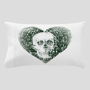 Spectral Skull Pillow Case