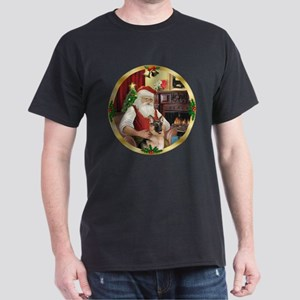 Santa's German Shepherd #11 T-Shirt