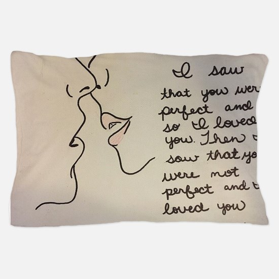 Sweet Kiss Pillow Case