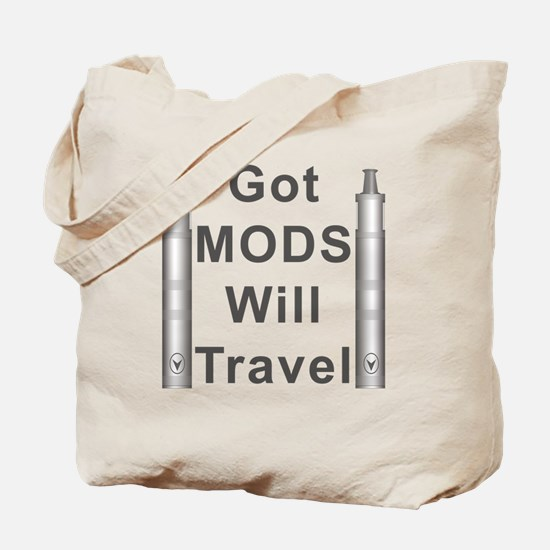 I never leave without it my mod Tote Bag