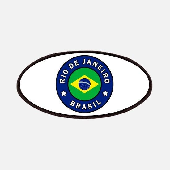 Rio de Janeiro Brasil Patch