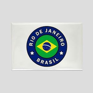Rio de Janeiro Brasil Magnets
