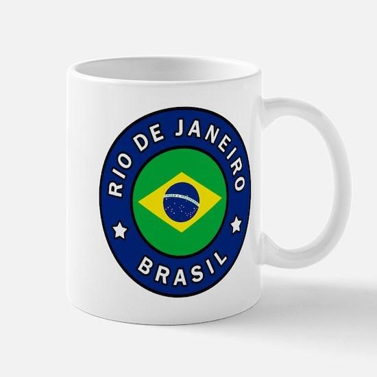 Rio de Janeiro Brasil Mugs