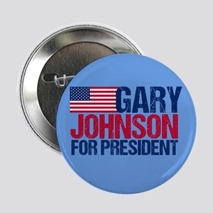 """Gary Johnson 2.25"""" Button"""