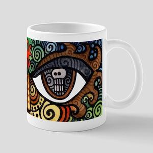 Skull Eye Mugs