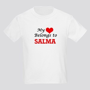 My heart belongs to Salma T-Shirt