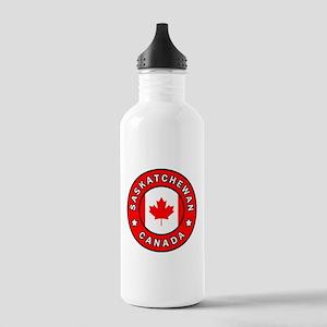 Saskatchewan Canada Stainless Water Bottle 1.0L