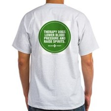 Therapy Dogs Spirit Light T-Shirt