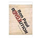Ron Paul Constitution Postcards (Package of 8)