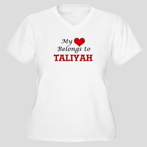 My heart belongs to Taliyah Plus Size T-Shirt