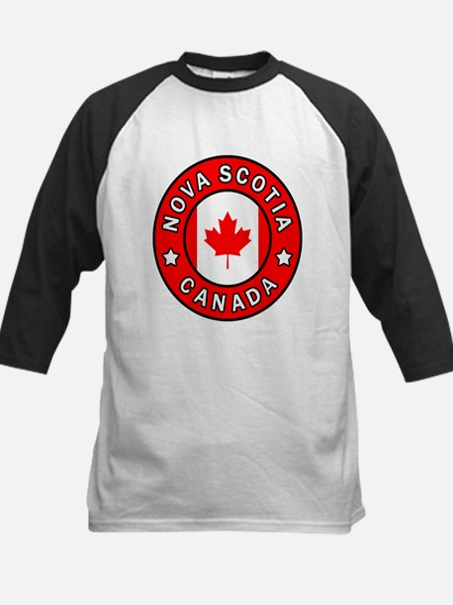 Nova Scotia Canada Baseball Jersey