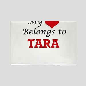 My heart belongs to Tara Magnets