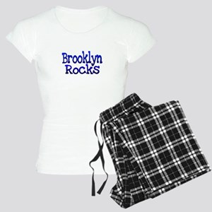 Brooklyn Rocks Women's Light Pajamas