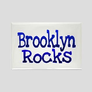 Brooklyn Rocks Magnets
