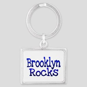Brooklyn Rocks Keychains