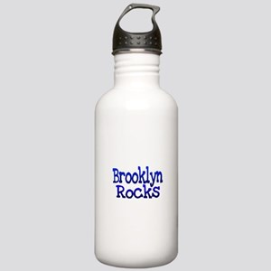 Brooklyn Rocks Stainless Water Bottle 1.0L