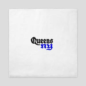 Queens NY Queen Duvet