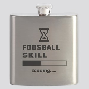 Foosball Skill Loading.... Flask