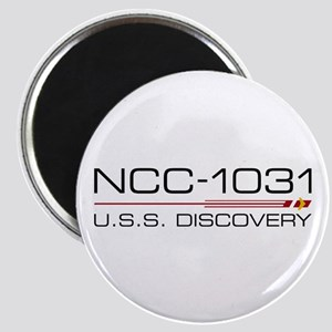 USS Discovery Registry - Black Magnets