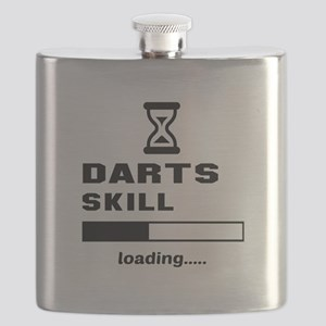 Darts Skill Loading.... Flask