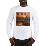 BELIEVE WHALE Long Sleeve T-Shirt