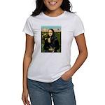 Mona / Gr Dane (bl) Women's T-Shirt