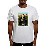 Mona / Gr Dane (bl) Light T-Shirt
