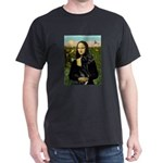 Mona / Gr Dane (bl) Dark T-Shirt