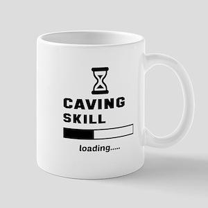 Caving Skill Loading.... Mug