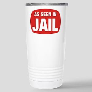 As Seen In Jail Mugs