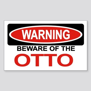 OTTO Rectangle Sticker