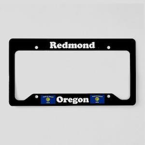 Remond Oregon Lpf License Plate Holder