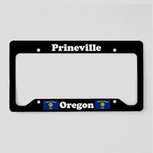 Prineville Or - Lpf License Plate Holder