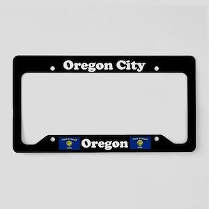 Oregon City Or - Lpf License Plate Holder