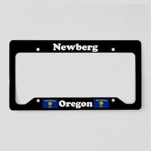 Newberg OR - LPF License Plate Holder