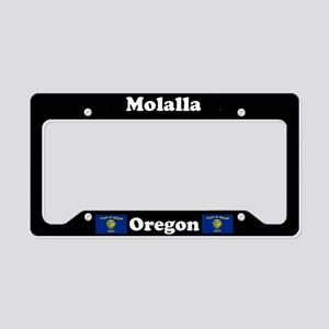Molalla OR - LPF License Plate Holder