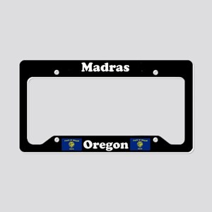 Madras OR - LPF License Plate Holder