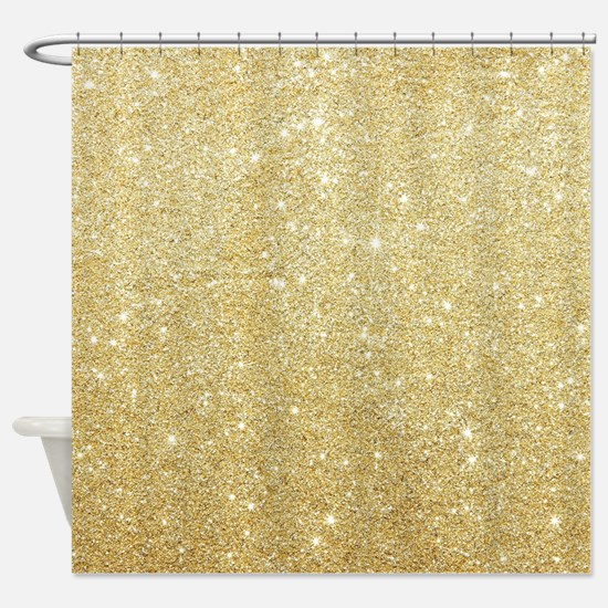 Funny Luxury Shower Curtain