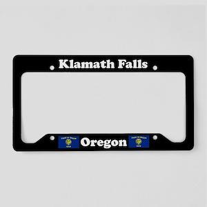 Klamath Falls OR - LPF License Plate Holder