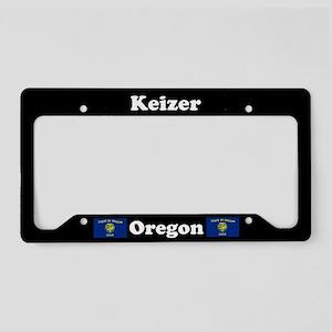 Keizer OR - LPF License Plate Holder