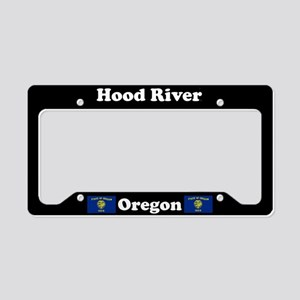 Hood River OR - LPF License Plate Holder
