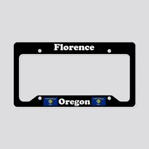 Florence OR - LPF License Plate Holder