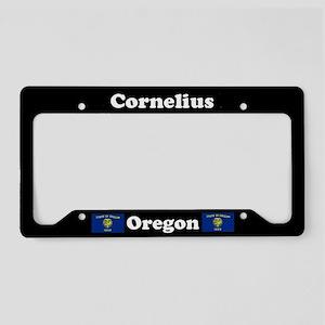 Cornelius OR - LPF License Plate Holder