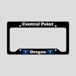 Central Point OR - LPF License Plate Holder