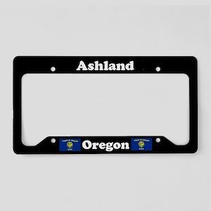 Ashland OR - LPF License Plate Holder