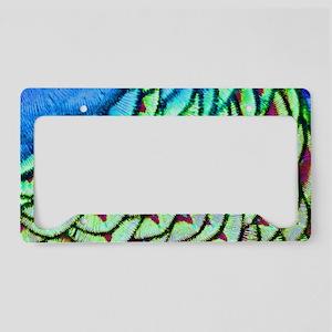 Green Neavou License Plate Holder