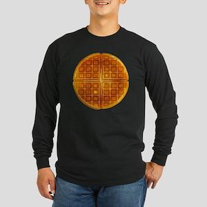 Original Photo of a Waffle Long Sleeve T-Shirt