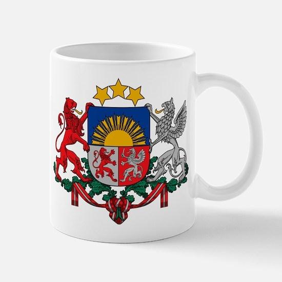 Coat of arms of Latvia - Latvijas gerbonis Mugs