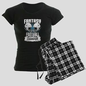Fantasy Football Champion Pajamas
